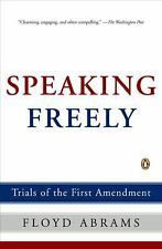 Speaking Freely: Trials of the First Amendment-ExLibrary