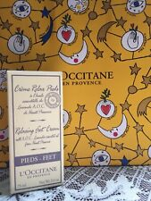 L'Occitane Lavender Relaxing Foot Cream Creme 2.6oz 75mL NIB