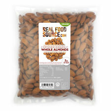 RealFoodSource - Organic Whole Almonds 1kg