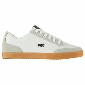 LONSDALE Schuhe Sneaker Freizeitschuhe weiss/gummi 42-45