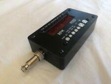 Lathe electronic leadscrew control box