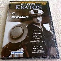 BUSTER KEATON / EL NAVEGANTE + 2 Cortos - Precintada