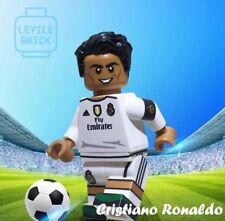 **NEW** LYL BRICK Custom Cristiano Ronaldo Real Madrid Jersey Lego Minifigure