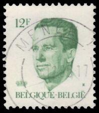 "BELGIUM 1091ii (Mi2165ii) - King Baudouin ""White Gum Printing"" (pf30969)"