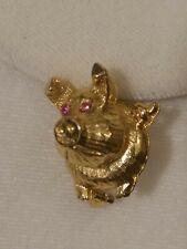 Pin Pig Lapel