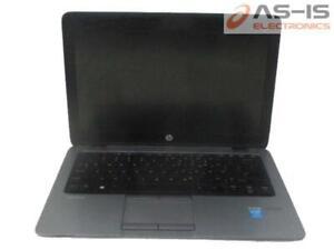 "*AS-IS* HP EliteBook 820 G1 12.5"" Core i7-4600U 2.1GHz 8GB RAM NoHDD *BIOS LOCK*"
