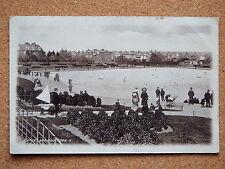R&L Postcard: Canoe Lake Southsea