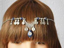 Spiral of Life Lapis Lazuli Circlet Headdress Necklace Pagan Wicca