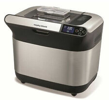 Morphy Richards 48319 Stainless Steel Bread Maker