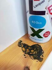 A4 size Image Transfer Paper onto wood and metal with lacquer : 10 Sheets