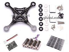 Q27B Mini 120mm Carbon Fiber Quadcopter Frame F3 EVO 8520 Coreless Motor 65mm