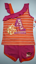 Apple Bottom Girl's Outfit Shirt & Shorts Set Size 2T