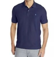 Izod Men's Short Sleeve Regular Fit Pique Collared Golf Polo Shirt Xxl