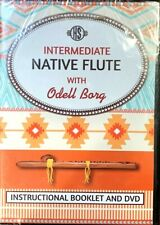 Intermediate Native Flute with Odell Borg: Instructional Booklet & DVD, American
