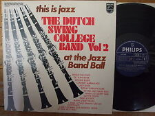 6440 088 The Dutch Swing College Band - This Is Jazz At The Jazz Band Ball Vol 2