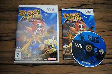 Jeu ZACK & WIKI LE TRESOR DE BARBAROS pour Nintendo Wii PAL COMPLET (CD OK)