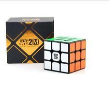 MoYu Weilong GTS2M V2 Magnetic 3x3x3 Speed Magic Cube Game Toy Gift Box Black