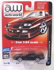 AUTO WORLD 1996 PONTIAC TRANS AM RAM AIR #4 A 1 of 1,256 True 1:64