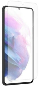 Zagg Samsung S21+ 5G Ultra Clear Screen Protector Scratch Shatter Protection