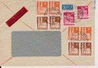 Bizone/Bauten, 74WF, 77WF, 85WF, Eil-München - Backnang, 19.8.49