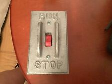 Elevator Parts Brand New Car Top Or Pit Stop Switch Free Shipping.