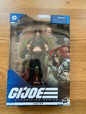 G.I. Joe Classified Series Zartan Cobra Island Target Rare Hasbro