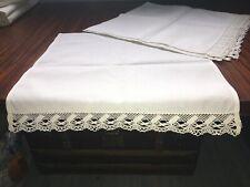 5 bordures d'étagère anciennes largeur 45 cm x hauteur 42 cm