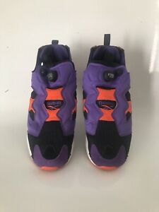 Reebok Insta Pump Fury Trail Shoes, UK10