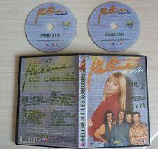 2 DVD PAL HELENE ET LES GARCONS VOL 2 EIPSODES 13 A 24 HELENE ROLLES ZONE 2