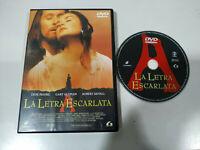 La Letra Escarlata Demi Moore Gary Oldman - DVD Español - 1T