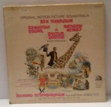 DOCTOR DOLITTLE Original Soundtrack, 20th Century vinyl LP, 1967