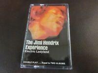 Jimi Hendrix Electric Ladyland Cassette