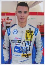 PASCAL WEHRLEIN 5 Manor Mercedes Foto 13x18 signiert IN PERSON Autogramm signed