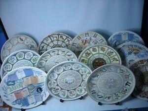 Choose a Plate / Plates WEDGWOOD CALENDAR YEAR Buy 2 @15% off Buy 3@20% off