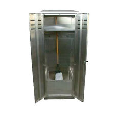 John Boos Pbjc-303084 Fully Enclosed Janitor Cabinet w/ Mop Sink