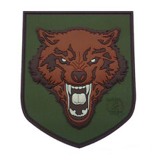 PATCH JTG 3D GOMME WOLF MULTI SWAT ARMEE PAINTBALL AIRSOFT MILITAIRE INSIGNE