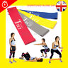 **2017** Premium Resistance Band Yoga Pilates Rubber Loop Stretch Crossfit Gym