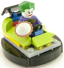 Lego Dc Superheroes Joker Bumper Car Set 2015 Polybag 30303 Dodgem Minifigure