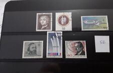 Berlin 1974 6 stamps  fine used Tegal airport ect