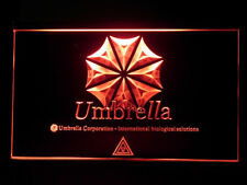 J627R Biohazard Umbrella Resident Evil For Display Light Sign