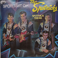 "THE SPOTNICKS - SPOTLIGHT ON - LP 12"" (S249)"