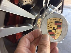 Porsche Wheel Cap Set Suit 987 986 997 996
