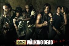 The Walking Dead Poster Season 5 Cast