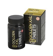 BIG BOY GOLDEN XXL Penis Enlargement Pills & Tablets | Erection Enhancement