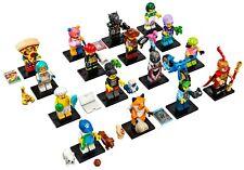 LEGO 71025 Minifiguren Serie 19 Komplett Collection 16 Figuren VORVERKAUF