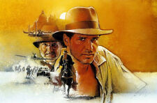 Indiana Jones And The Last Crusade Movie Poster 24x36