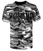 T-Shirt Koszulka Patriotic Eagle Poland Polish Polen Polska URBAN CAMO MORO