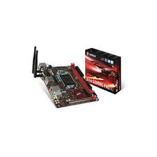 Msi B250i Gaming Pro AC - placa base performance (chipset Intel B250 DDR4 VR