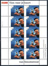 Nederland NVPH V1692 - SESAME STREET BERT & ERNIE 1996 KLEINBOGEN  - **MNH