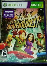 Kinect Adventures (Xbox 360) BRAND NEW GAME